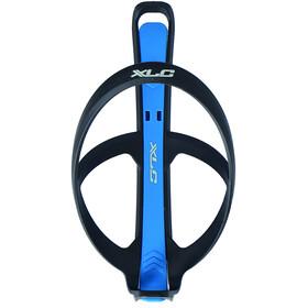 XLC BC-K10 Bottle Cage incl. Tyre Lever, blue